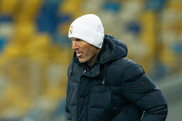 Zidane, en el centro de las