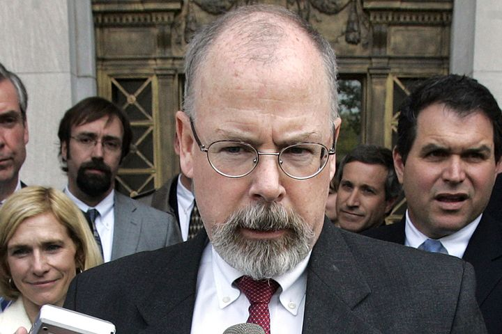 John Durham is leading the investigation into the origins of the Russia probe. He is no stranger to high-profile, highly scru