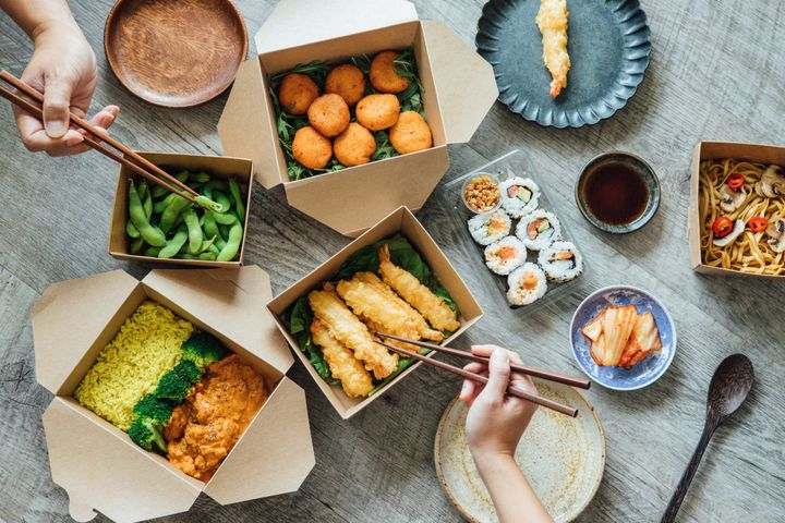 A lot of takeout containers are not recyclable, but you won't know unless you check your local guidelines.