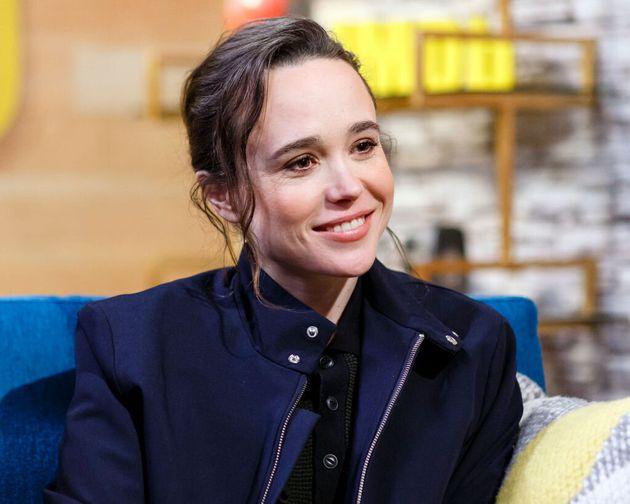 La star di Juno, prima nota come Ellen Page: