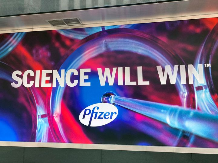 Initial doses of the Pfizer COVID-19 coronavirus vaccine have been flown into the United States from Belgium ahead of a planned nationwide rollout in December.