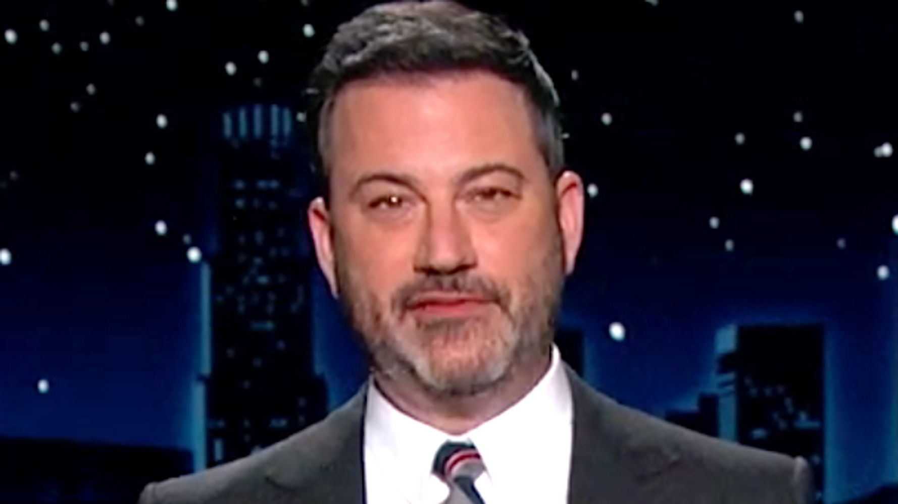 Jimmy Kimmel Taunts Donald Trump With Yet Another New Nickname