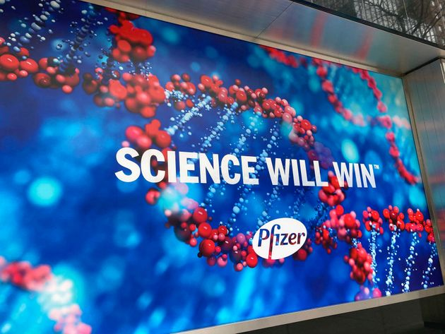 ThePfizer vaccine is95% effective, studies have shown.Australia has agreed to buy 10...