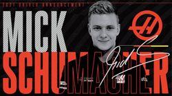 Le fils de Schumacher va prendre la relève de son père en F1 la saison