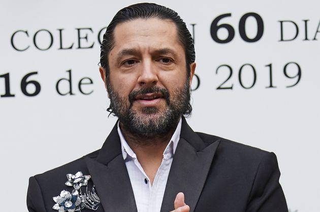 Rafael Amargo, en un evento el 16 de mayo de 2019 en Madrid (Carlos Alvarez/Getty