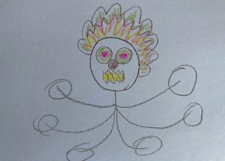 Des Enfants Imaginent Le Coronavirus En Dessin Et C Est Tres Drole Le Huffington Post Life
