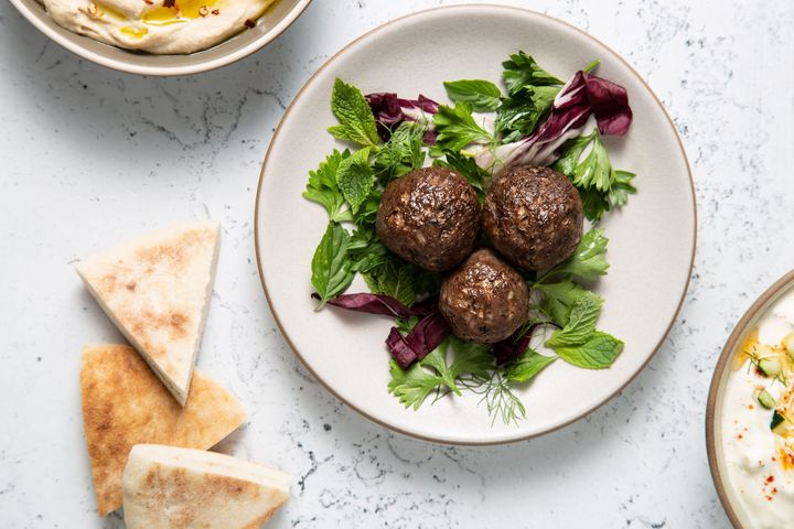 Cultured meatballs from Memphis Meats
