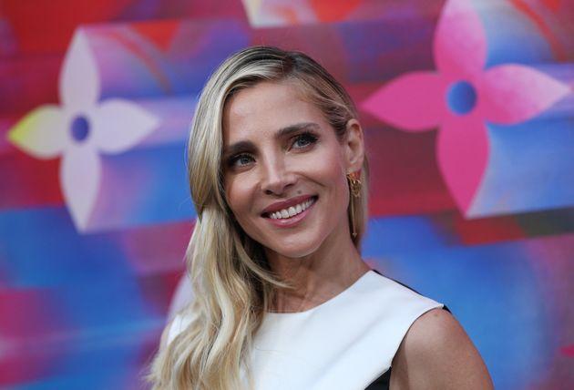 Elsa Pataky en la presentación de la tienda de Louis Vuitton en Sidney en noviembre de