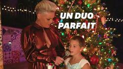 Ce duo entre Pink et sa fille Willow est parfait pour se mettre dans l'ambiance de