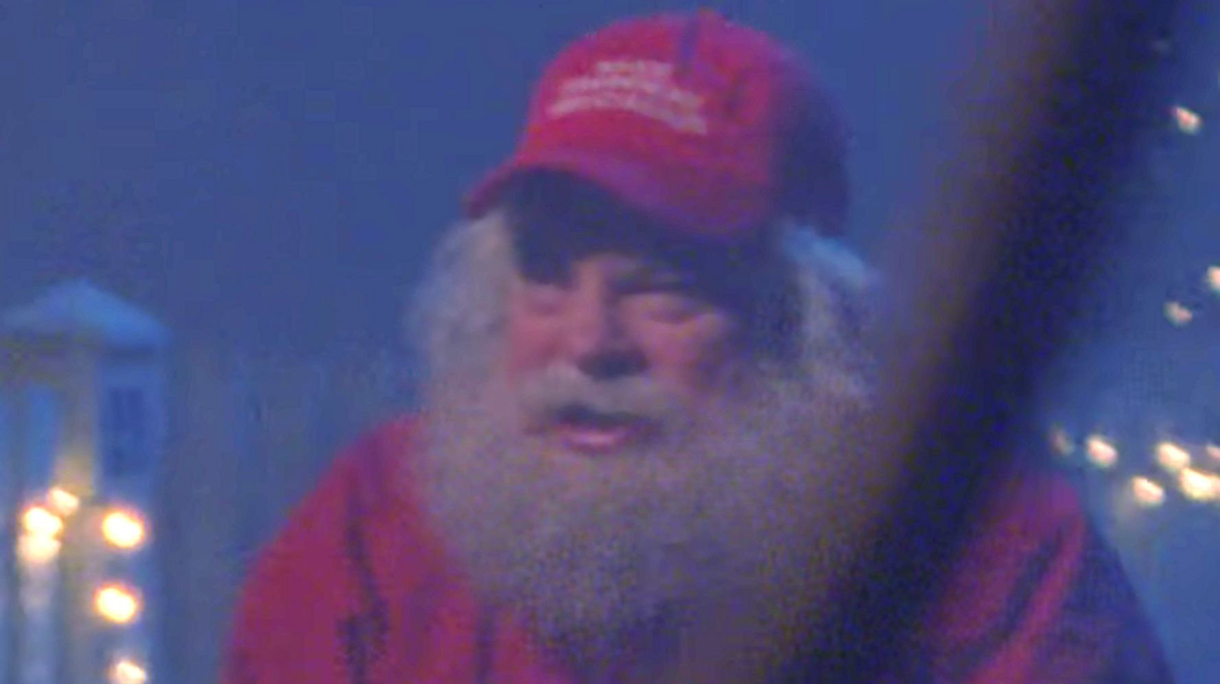 Santa Claus Is Basically Donald Trump In This Holiday Ad
