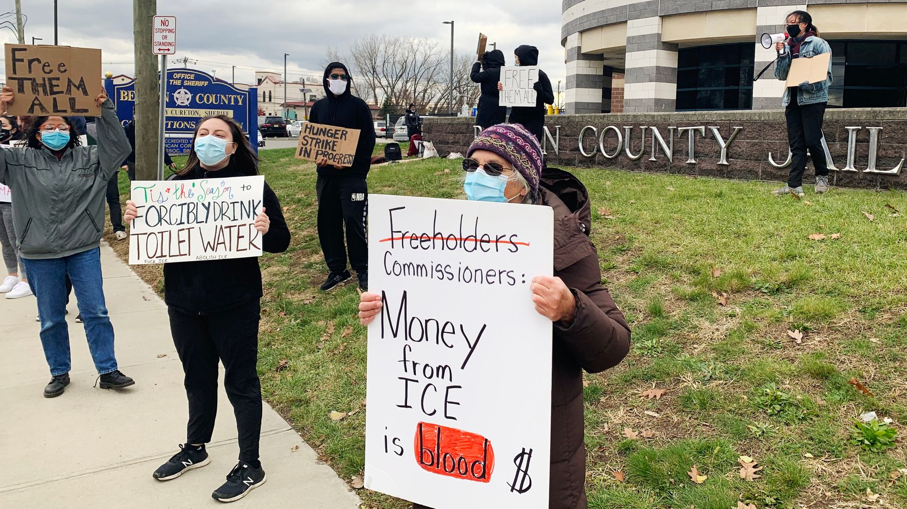 Immigrants At New Jersey ICE Facility On Hunger Strike To Protest Unsafe Conditions