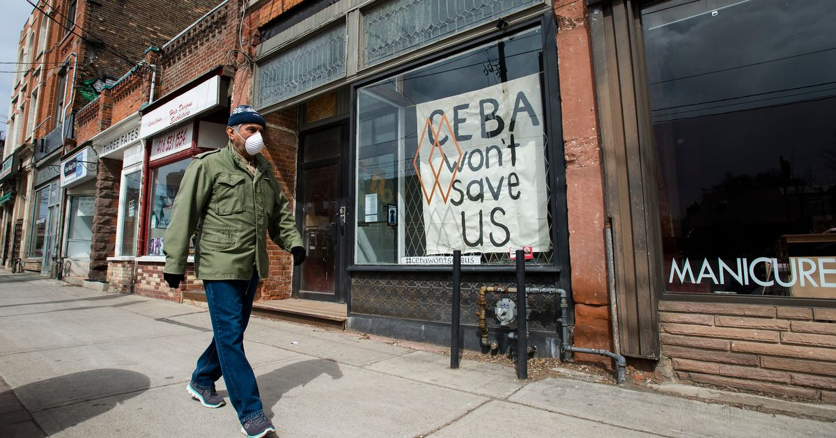 Retailers Ask Ontario Government To Lift COVID Restrictions, Say They Aren't Working