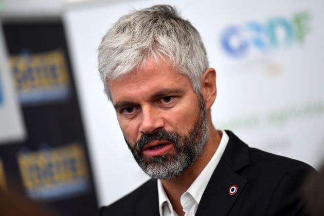 Laurent Wauquiez le 13 septembre 2019 (JEAN-PIERRE CLATOT/AFP/Getty