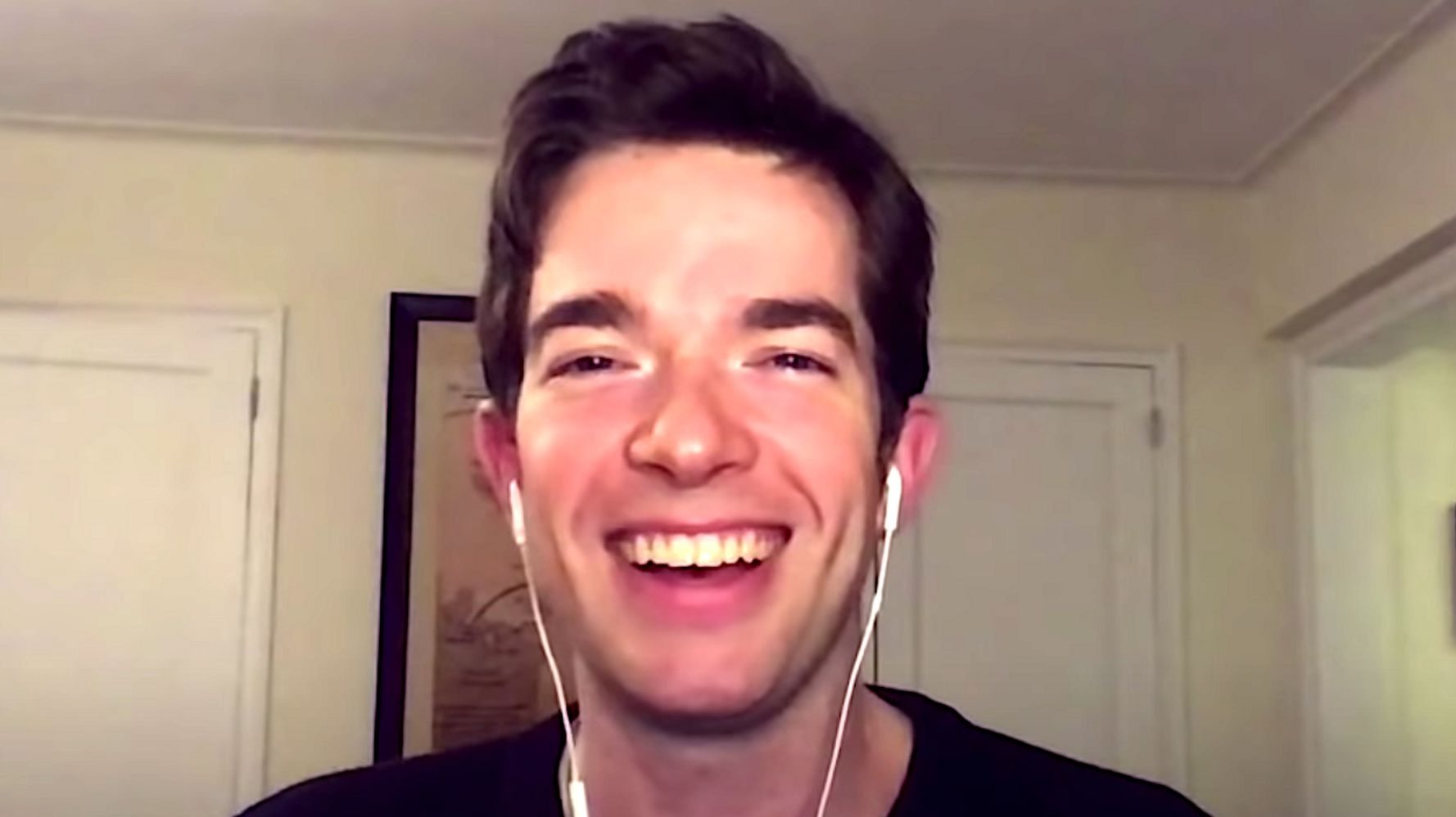 John Mulaney Was Stoked That Secret Service 'Opened A File' On Him