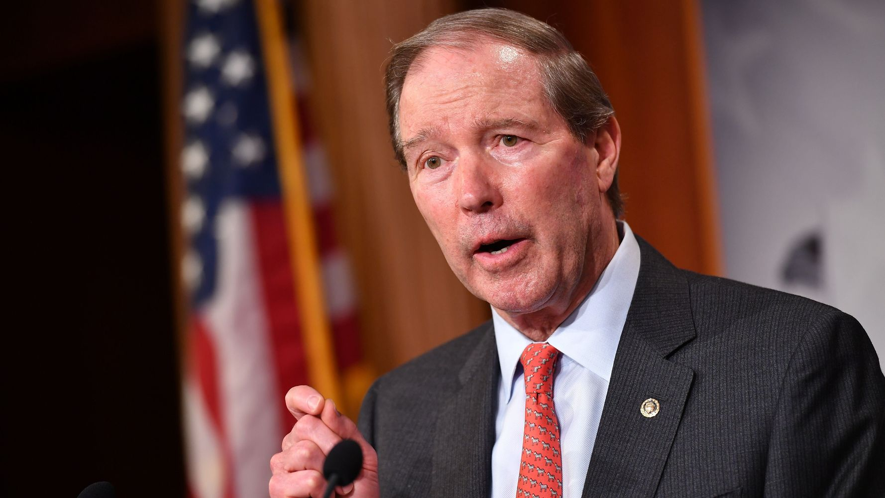 Retiring Sen. Tom Udall: Biden Win Was 'Best Thing' That Could Happen For The Planet