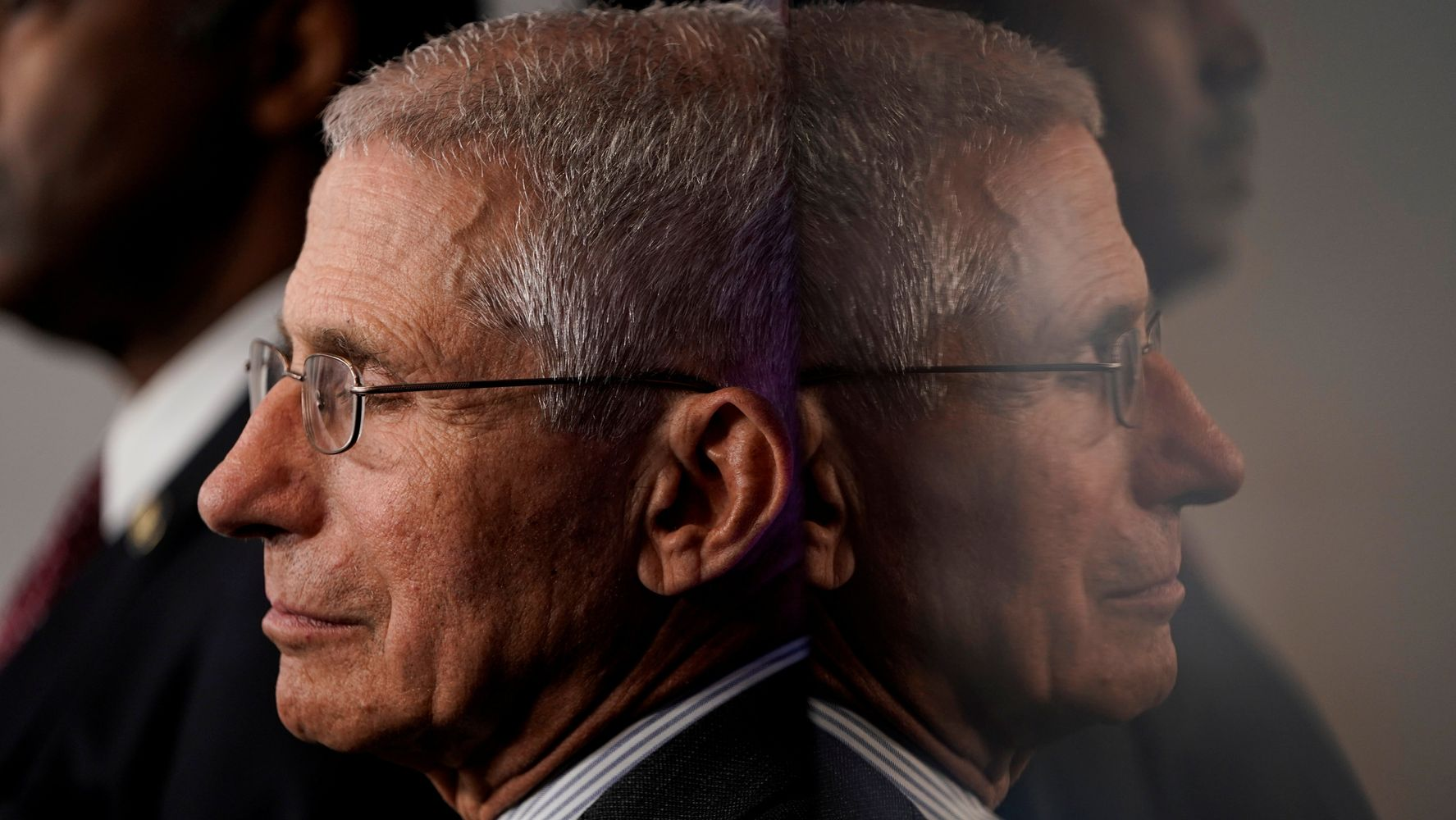 A Day In The Life Of Dr. Anthony Fauci