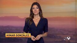 'La mujer del Tiempo' de Antena 3 impacta con la foto que ha subido desde el