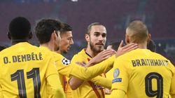 El Barcelona se embala en Europa: golea al Ferencvaros y mantiene el pleno de