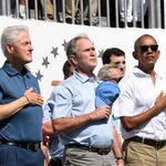 Obama, Clinton and Bush Say They Will All Get Safe COVID-19 Vaccine, Maybe On