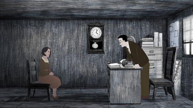 여성인권영화제 피움 상영작 애니메이션 (2020, 라정인
