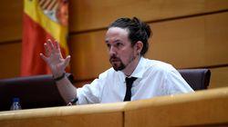 Iglesias le tira una china al PSOE al hablar de Bildu y