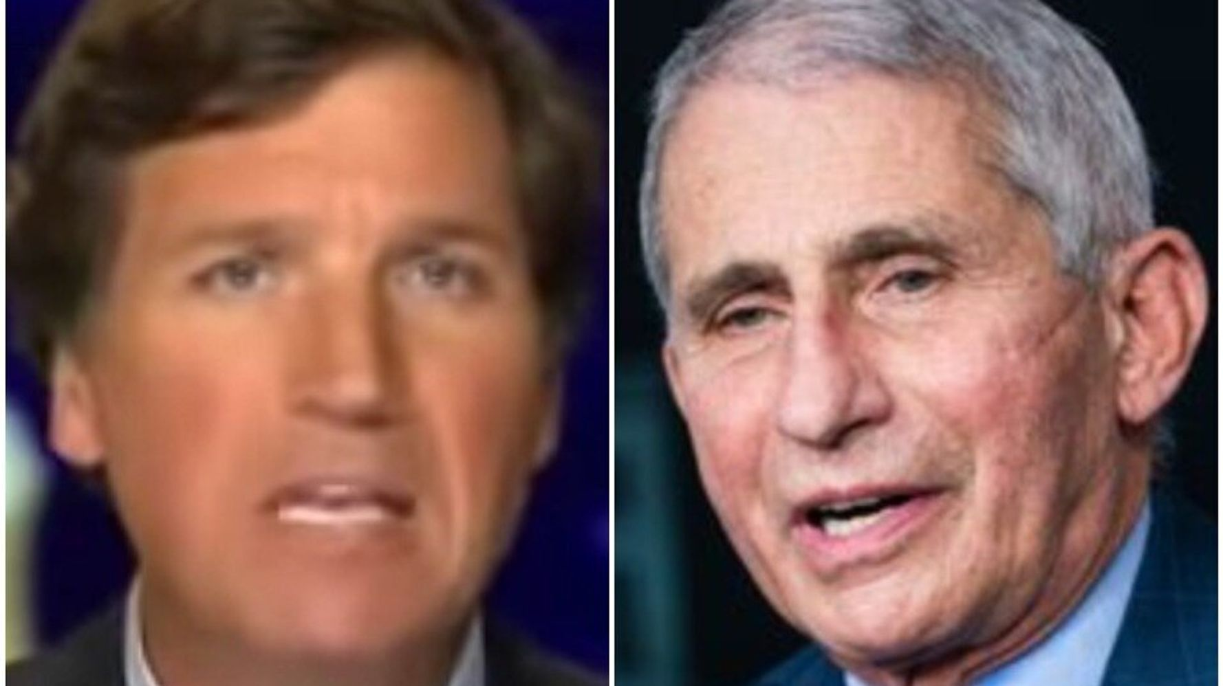 Tucker Carlson Springs His Dumbest Attack Yet On Anthony Fauci