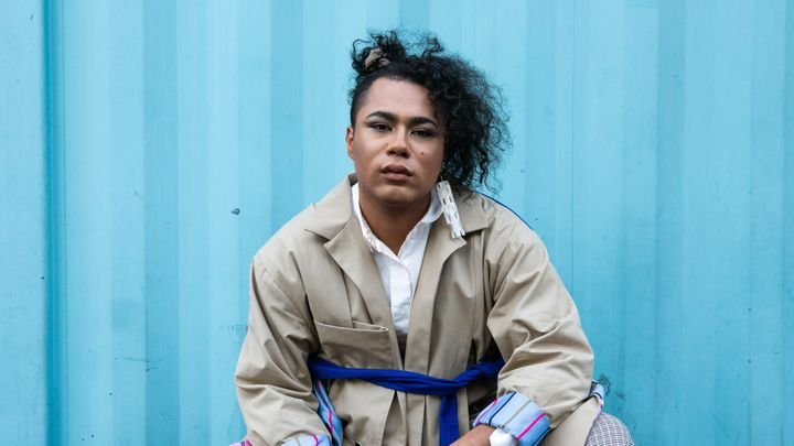 Travis Alabanza speaks to HuffPost UK about their new show Overflow opening at the Bush Theatre