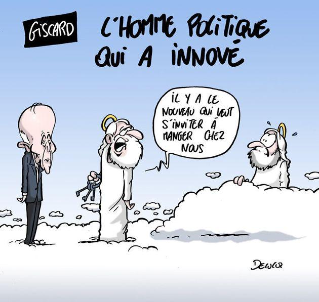 Valéry Giscard d'Estaing: que restera-t-il d'un ancien jeune