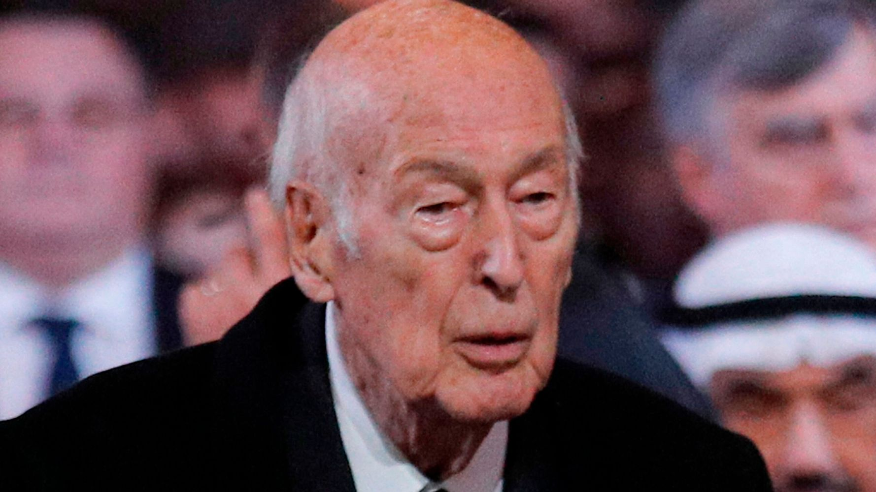 Former French President Valery Giscard d'Estaing Dead At 94
