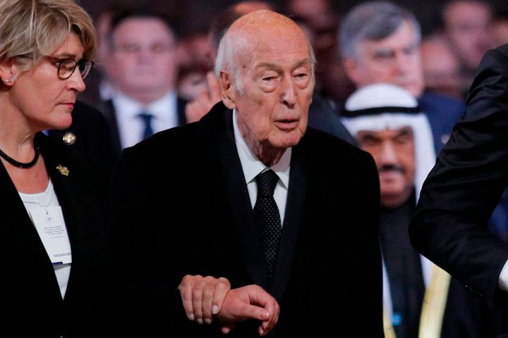 Valery Giscard d'Estaing, the president of France from 1974 to 1981 who became a champion of European integration, died