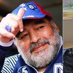 Stanza al piano terra con wc chimico: la casa dove Maradona è morto.