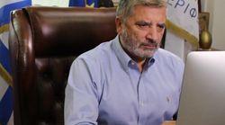 Κατ' οίκον ο Περιφερειάρχης Γιώργος Πατούλης - Ελεγχόμενα τα συμπτώματα του
