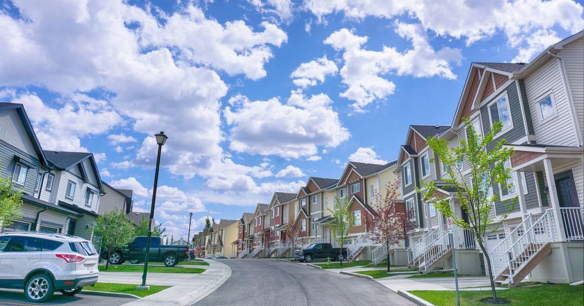 Calgary Housing Boom? Canadian Cities Break Records In November