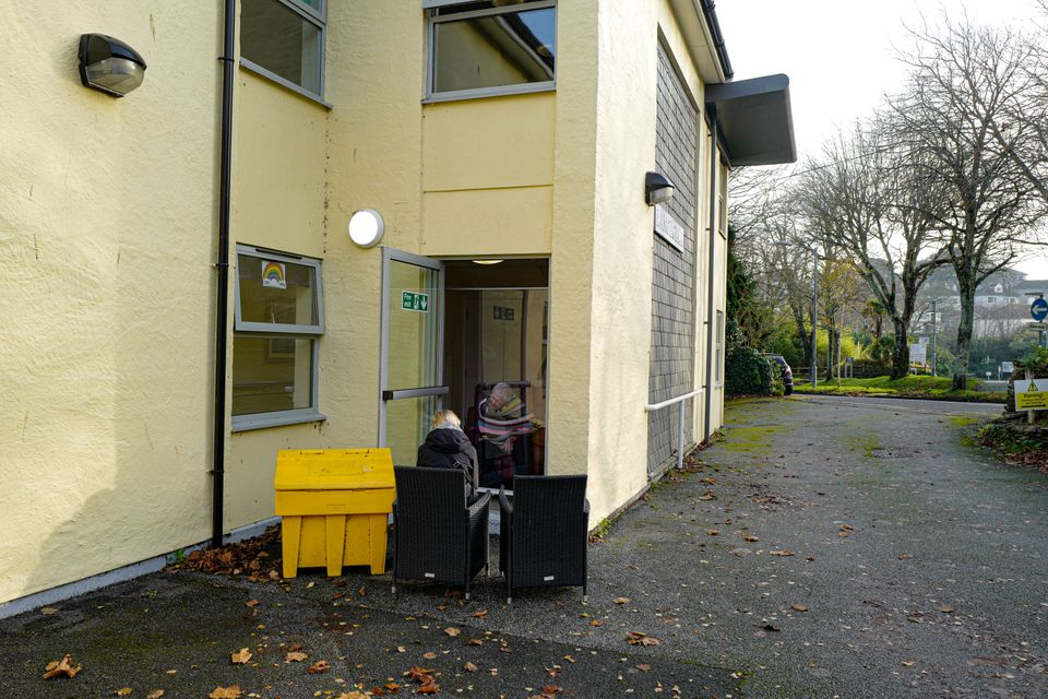 Elderly people in care homes are among the first in line to receive the vaccine as early as next