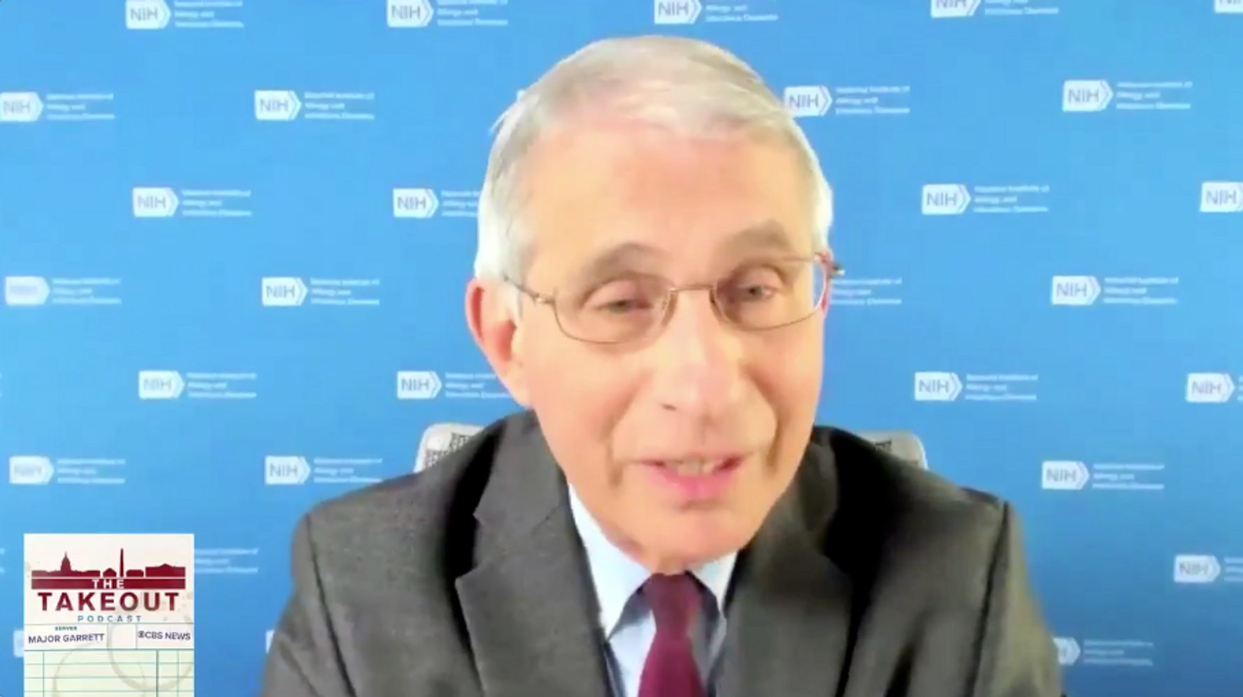 Fauci To Meet With Biden's 'Landing' Team For First Time