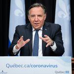 COVID-19: Legault dit ne pas avoir fait d'erreur, les partis d'opposition ne sont pas du même