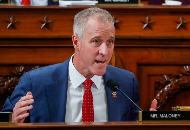 House Democrats elected Rep. Sean Patrick Maloney (N.Y.) the new chair of the Democratic Congressional Campaign Committee on Thursday.