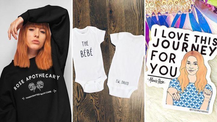 "Fans of ""Schitt's Creek"" will love these gift ideas."