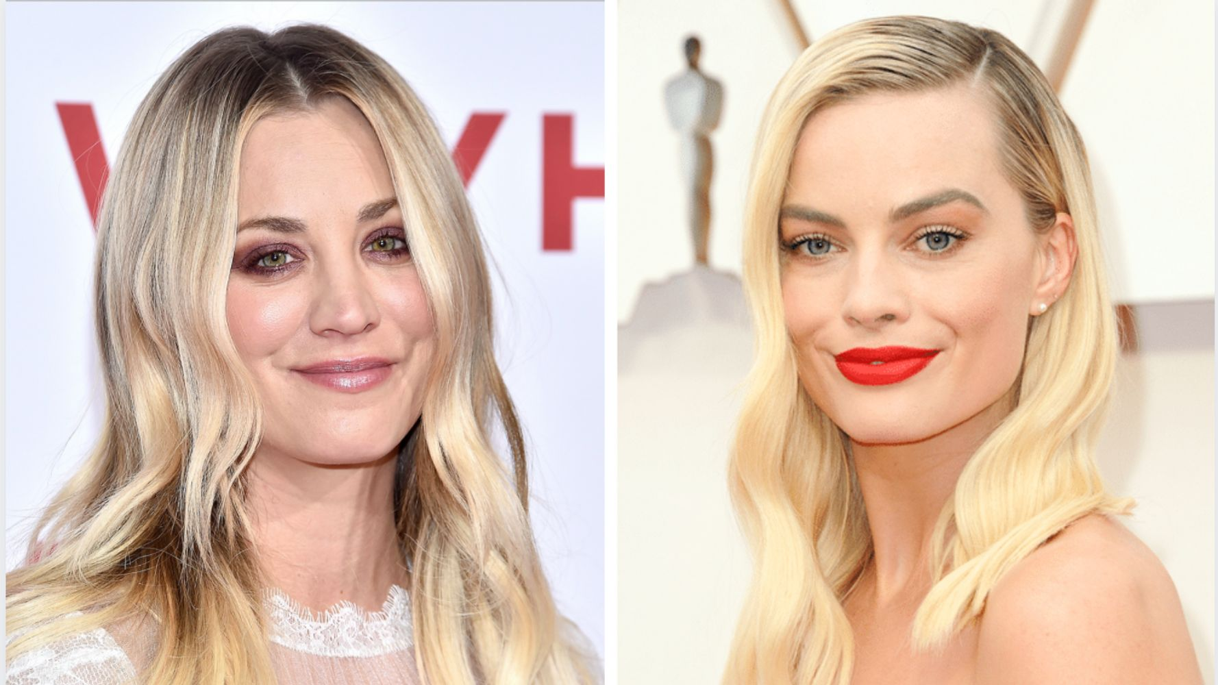 Kaley Cuoco Denies Margot Robbie Feud: 'I've Never Even Met Her'