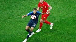 La France affrontera la Belgique en demi-finale de la Ligue des