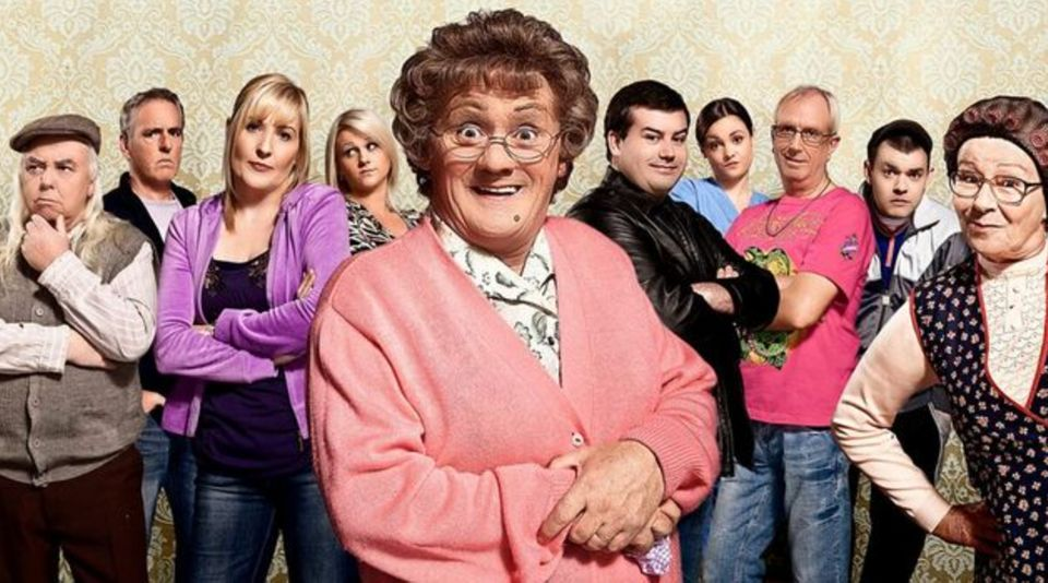 Mrs Brown's