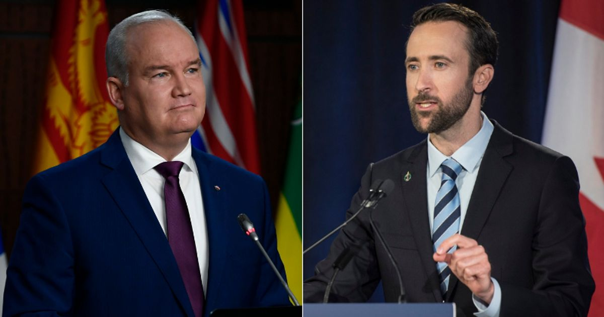 O'Toole Wants Sloan Turfed From Tory Caucus After White Supremacist's Donation