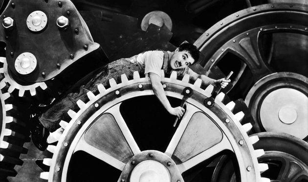 Chaplin, en 'Tiempos