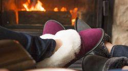 9 pantoufles d'ici, chaudes et stylées pour passer un hiver