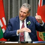 'This Year, You Don't Need To Like Me,' Manitoba Premier Says In Emotional