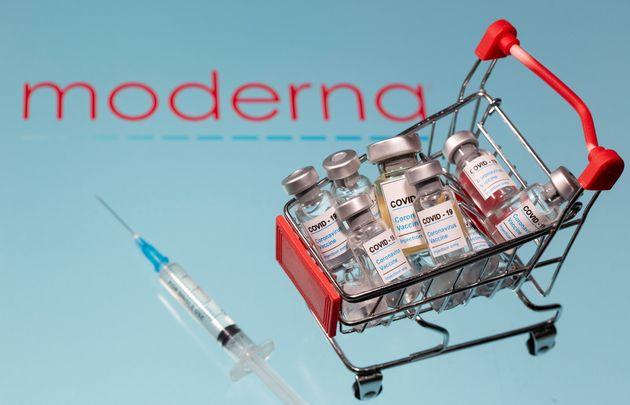 Le vaccin Moderna crée une immunité d'au moins 3 mois, selon les premières études...