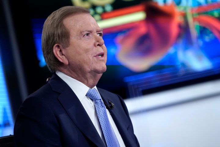 """""""Lou Dobbs Tonight"""" on Fox Business Network has become a hub for wild conspiracies about the 2020 election."""