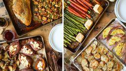 10 Easy Holiday Dinners You Can Make On A Sheet Pan, Because It's