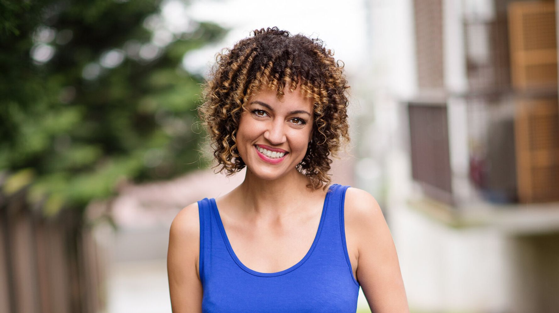 I'm Mixed-Race And Have White Parents. Here's What My Hair Taught Me About My Culture.