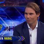 Pablo Motos pregunta a Rafa Nadal qué cambiaría de España: imposible decir más con
